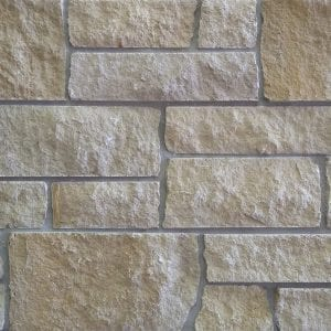 Sister Bay Buff Natural Thin Stone Veneer
