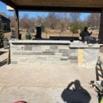 Charcoal Canyon Natural Thin Stone Veneer Bar