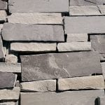 Charcoal Canyon Natural Thin Stone Veneer Stock Pallet