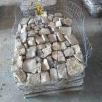 Malahide Natural Thin Stone Veneer Stock Pallet