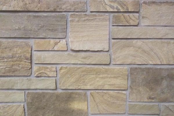 Brentwood Dimensional Natural Thin Stone Veneer