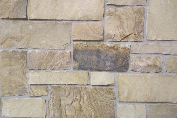 Brentwood Natural Thin Stone Veneer
