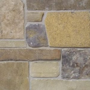 Cortez Natural Thin Stone Veneer