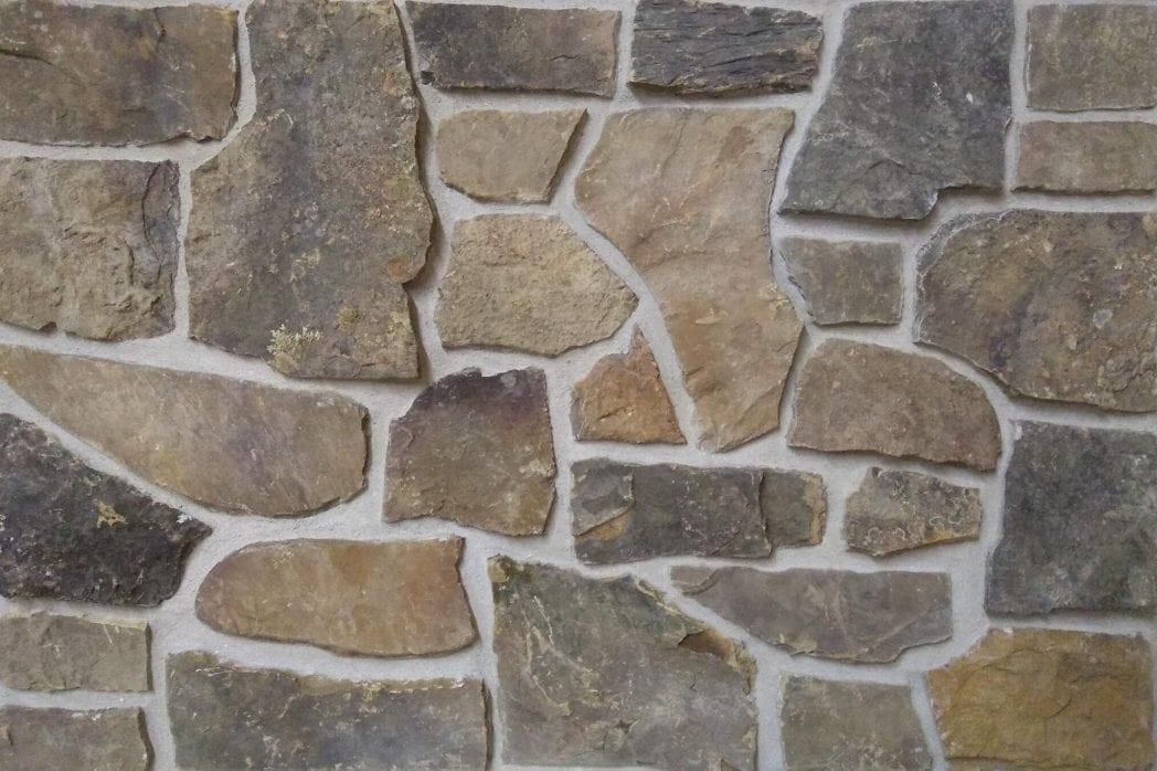 Rainier Natural Thin Stone Veneer Quarry Mill