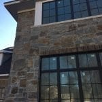 Autumn Ridge Natural Thin Stone Veneer Exterior