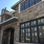 Autumn Ridge Real Thin Stone Veneer Exterior