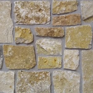 Kalahari Real Quarried Thin Stone Veneer