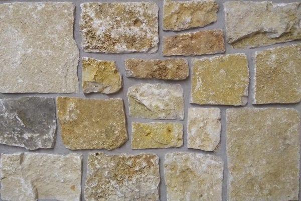Kalahari Real Quarried Thin Stone Veneer