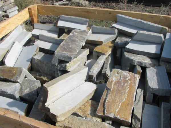 McGregor Natural Thin Stone Veneer Corners