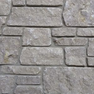 Pewter Night Sawed Height Real Quarried Stone Veneer