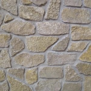 Salina Tumbled Rubble Thin Stone Veneer