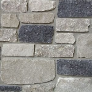 Twilight Natural Thin Stone Veneer Blend