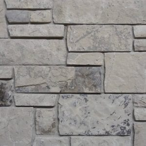 Winter Hills Dimensional Thin Stone Veneer