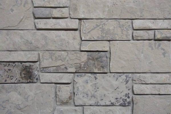 Winter Hills Dimensional Thin Stone Veneer