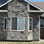 Blackburn Castle Rock Natural Stone Veneer Exterior Siding