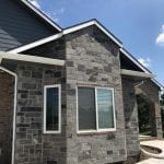 Blackburn Natural Thin Stone Veneer Residential Exterior