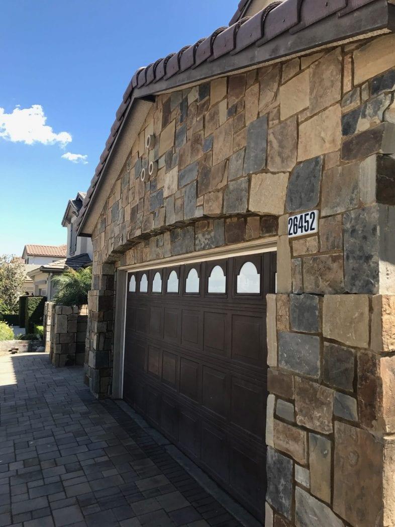 Custom Potomac Real Stone Veneer Exterior