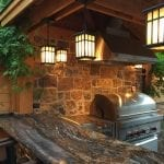Denali Thin Stone Veneer Outdoor Living