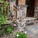 Langston Natural Thin Stone Columns