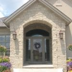 Lockridge Natural Stone Veneer Residential Exterior