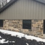 London Castle Rock Fieldstone Veneer