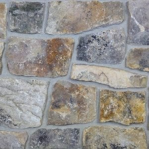 London Natural Thin Stone Veneer