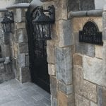 Potomac Custom Thin Stone Veneer Outdoor Living