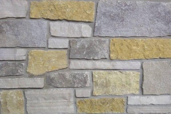 Silvergate Natural Thin Stone Veneer