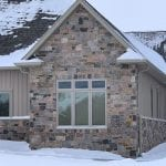 Appleton Custom Dark Natural Thin Stone Veneer