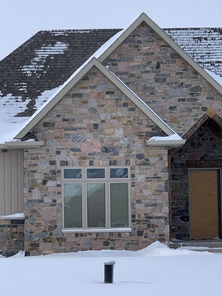 Appleton Custom Darker Natural Thin Stone Veneer