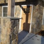 Coastline Custom Large Pieces Natural Stone Veneer Application
