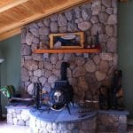 Coastline Natural Stone Veneer Interior Application