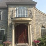 Ellsworth Natural Thin Stone Veneer Exterior