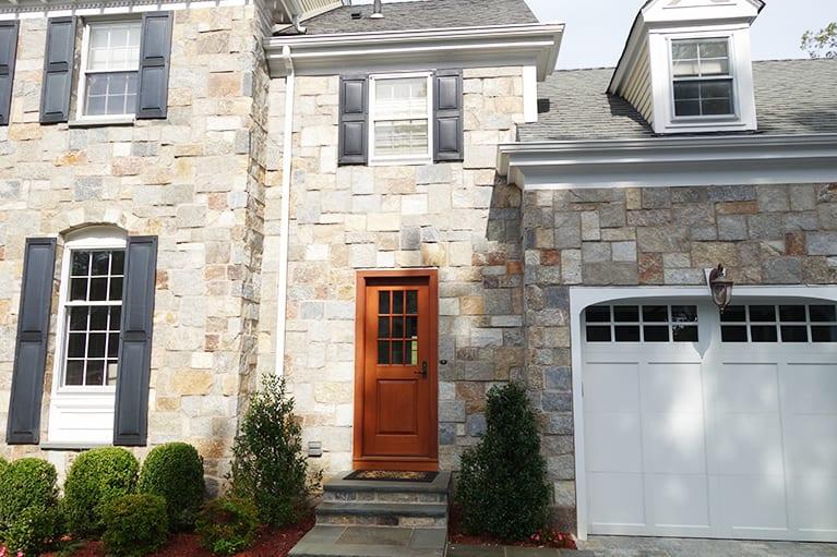 30% Plymouth 30% Gloucester 30% Woodside 10% Nantucket Custom Thin Stone Veneer