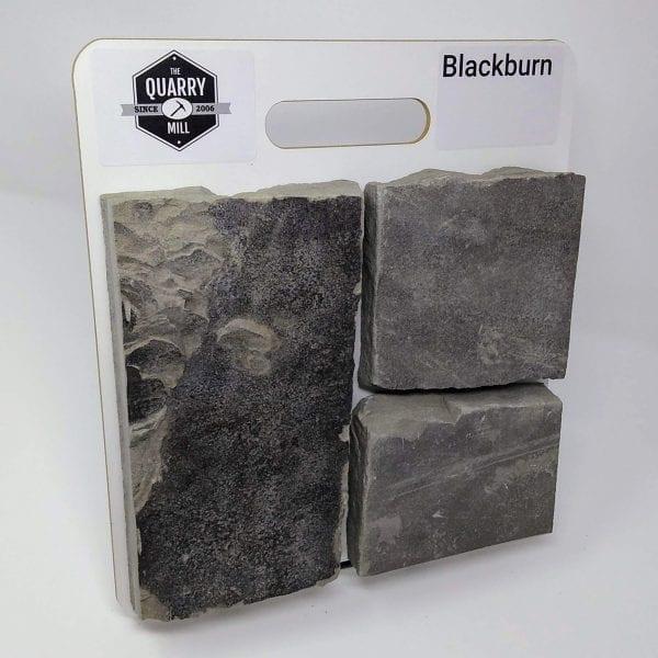 Blackburn Natural Stone Veneer Sample Board