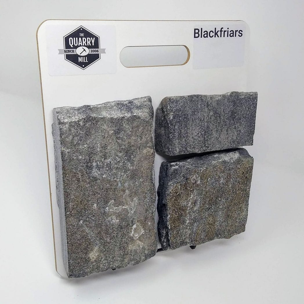 Blackfriars Natural Stone Veneer Sample Board
