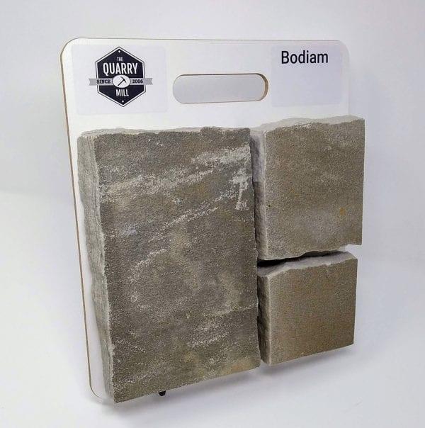 Bodiam Natural Stone Veneer Sample Board