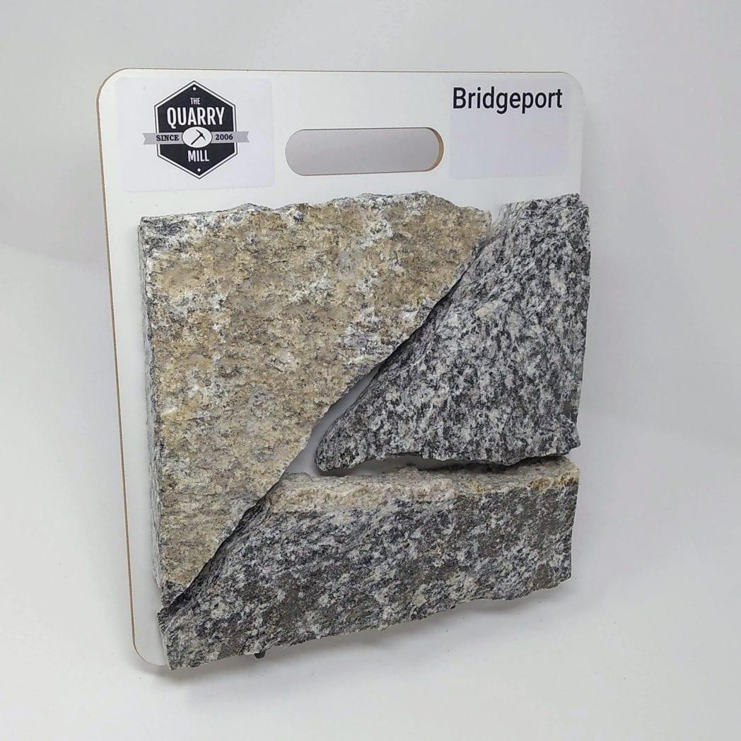Bridgeport Natural Stone Veneer Sample Board