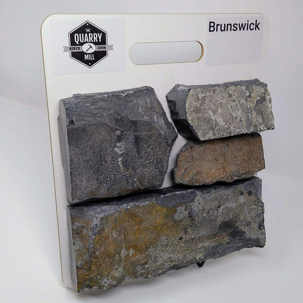 Brunswick Natural Stone Veneer Sample Board