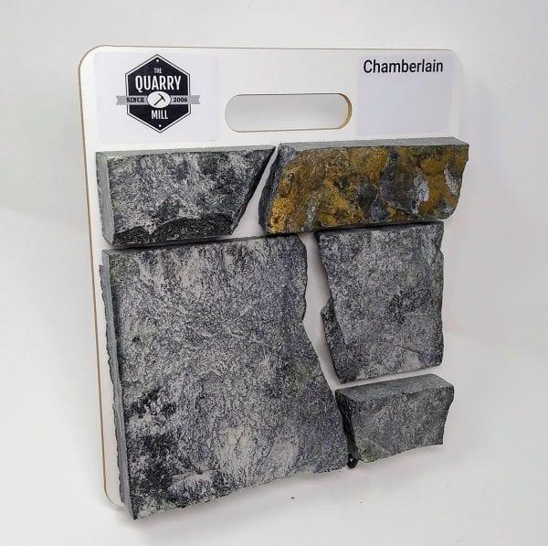 Chamberlain Natural Stone Veneer Sample Board