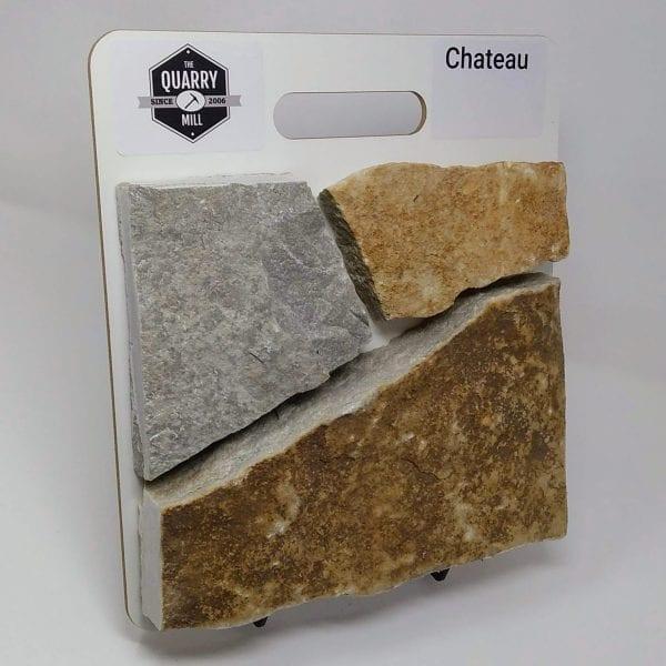 Chateau Natural Stone Veneer Sample Board