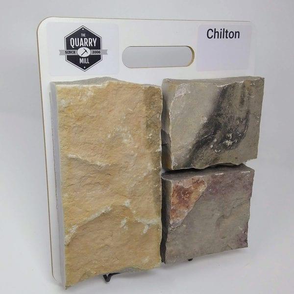 Chilton Natural Stone Veneer Sample Board