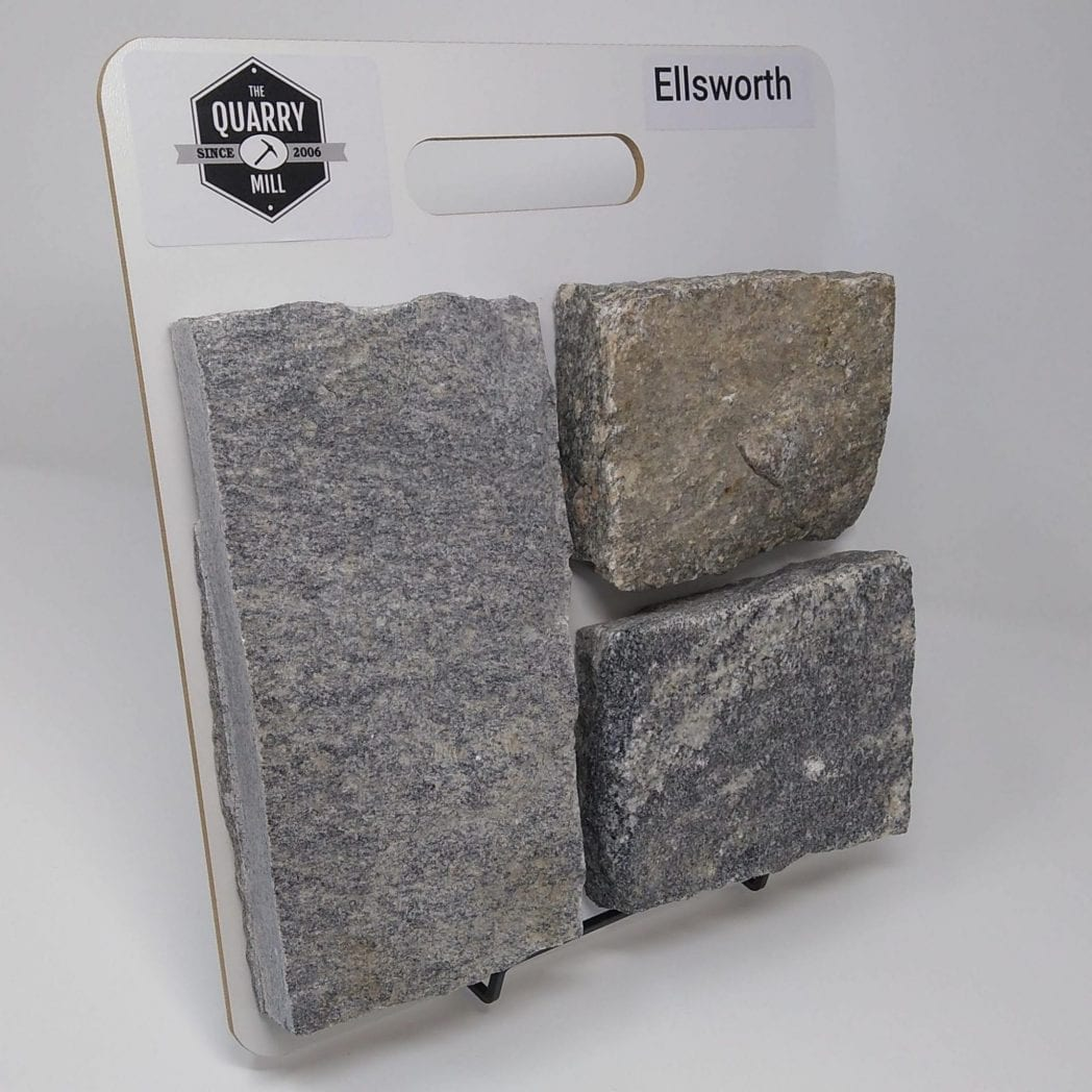 Ellsworth Natural Stone Veneer Sample Board