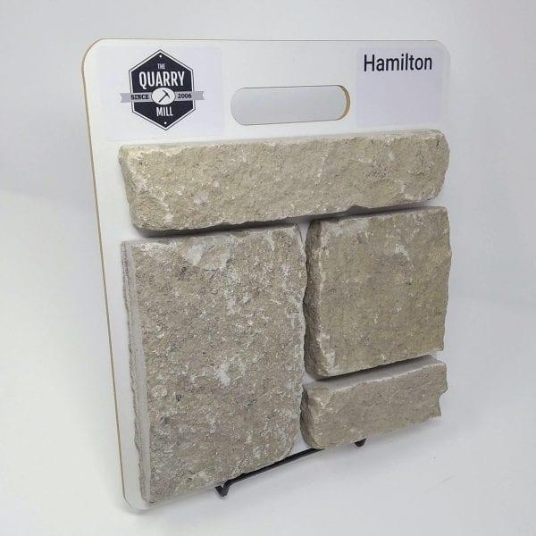 Hamilton Natural Stone Veneer Sample Board