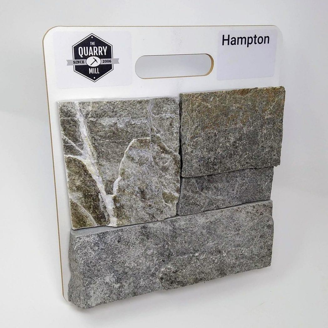 Hampton Natural Stone Veneer Sample Board