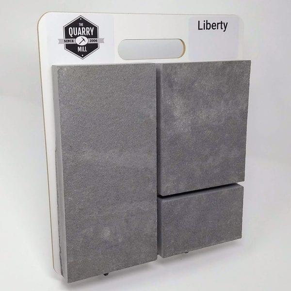 Liberty Natural Stone Veneer Sample Board