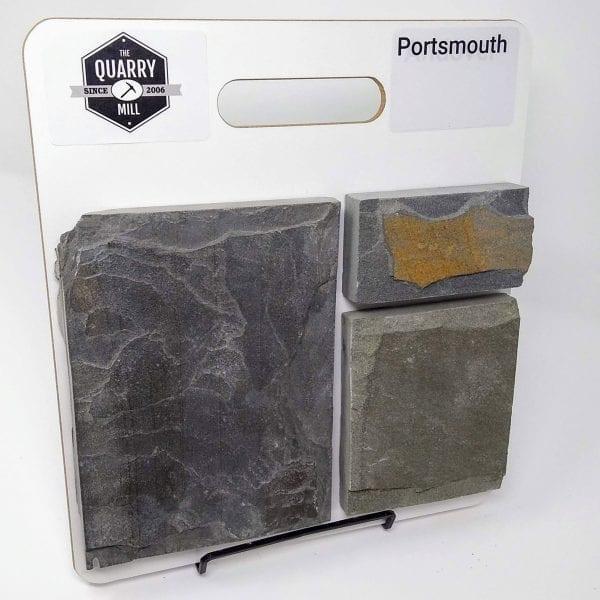 Portsmouth Natural Stone Veneer Sample Board