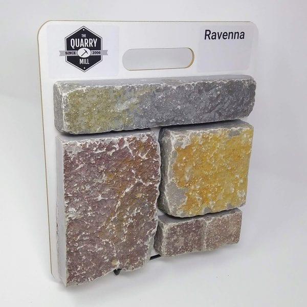 Ravenna Natural Stone Veneer Sample Board