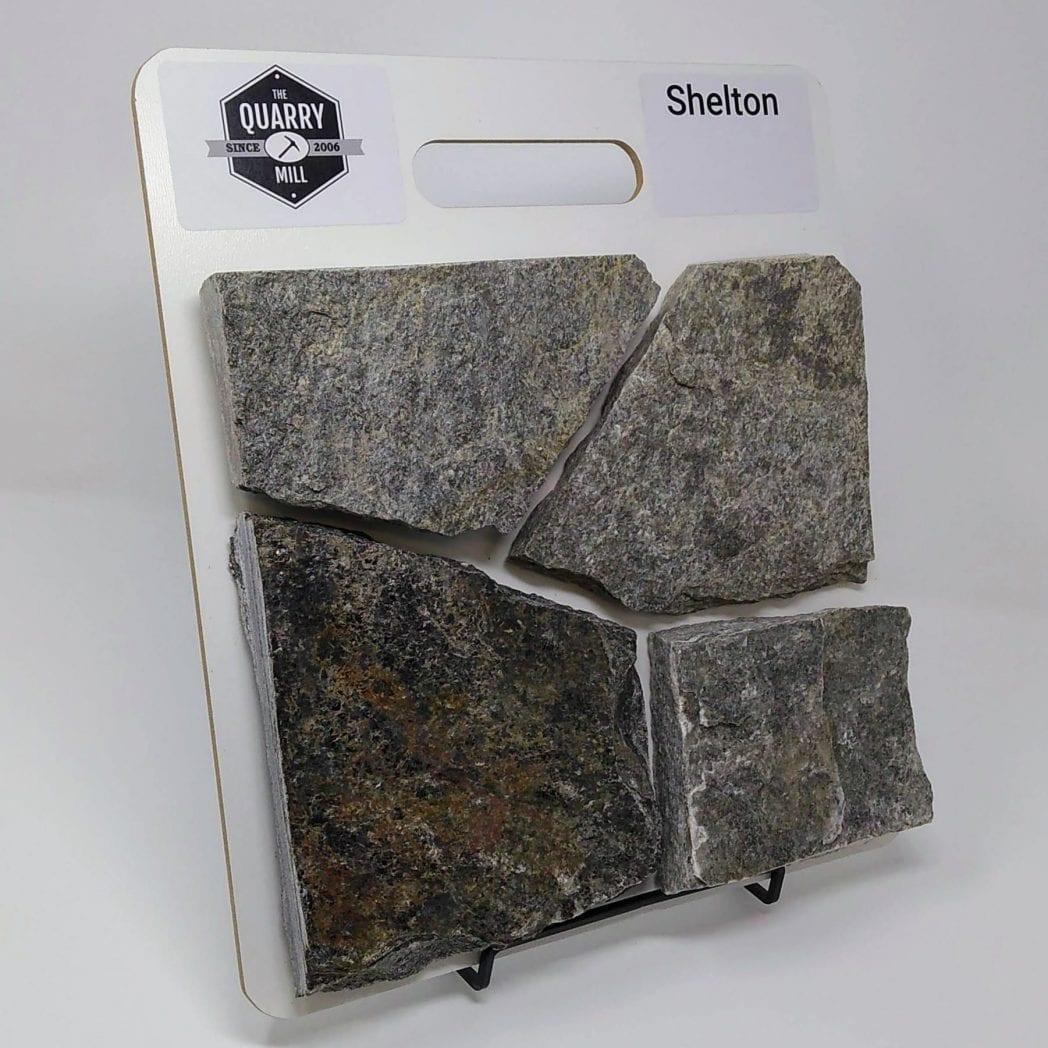 Shelton Natural Stone Veneer Sample Board