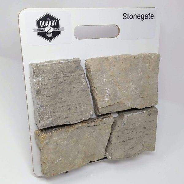 Stonegate Natural Stone Veneer Sample Board